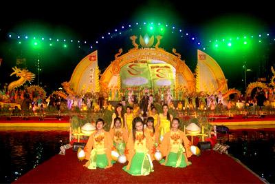 CTY TNHH TM và DV THÀNH TÍN tham gia Festival Lúa gạo lần II tại Sóc Trăng